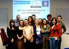 Hypnotherapy Training in Edinburgh, Scotland, UK