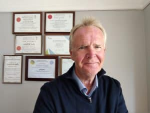 Hypnotherapy Sessions in Edinburgh with Robin W. Thorburn