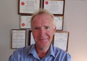 About Robin W Thorburn Hynotherapist